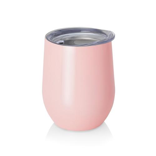Swig 12 oz. Stemless Wine Cup - Pink
