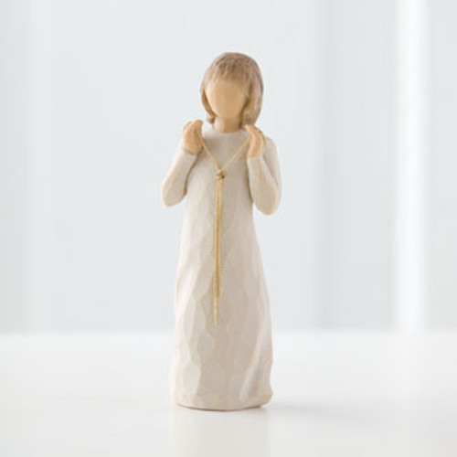 Truly Golden Expressions Figurine by Willow Tree