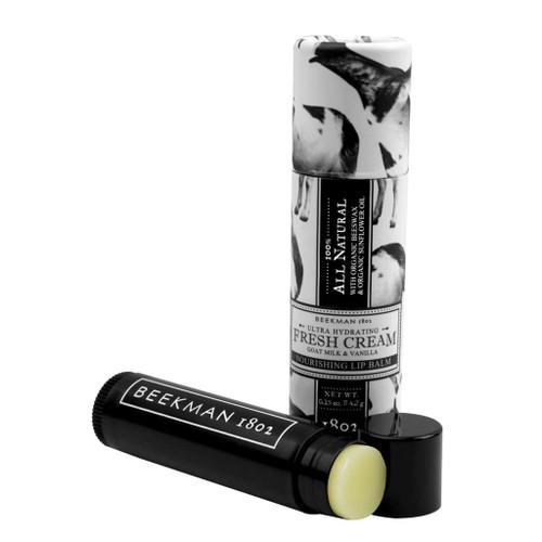 Vanilla Absolute 0.15 oz. Lip Balm Stick by Beekman 1802