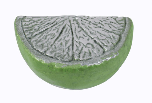 Green Lime Napkin Weight by Mariposa - Special Order