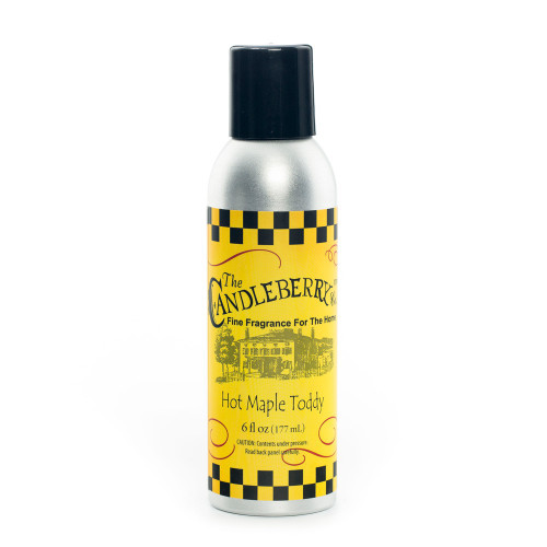 Hot Maple Toddy 6 oz. Room Spray by Candleberry