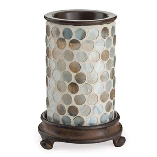 Pearl Glass Illumination Fragrance Warmer