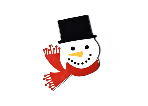Top Hat Frosty Big Attachment by Happy Everything!