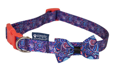 Large Paisley Collar by Simply Southern