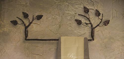 """Aspen 18"""" Towel Bar by Bella Toscana"""