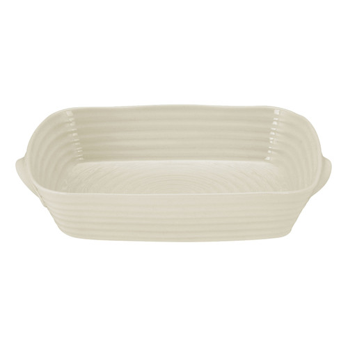 Sophie Conran Pebble Large Handled Rectangular Roasting Dish by Portmeirion - Special Order