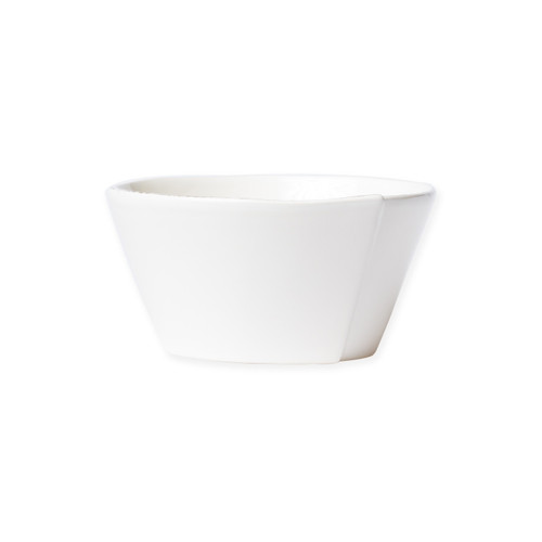 Vietri Lastra Linen Stacking Cereal Bowl