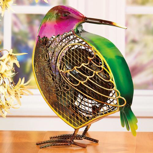 Figurine Fan - Hummingbird (Small)