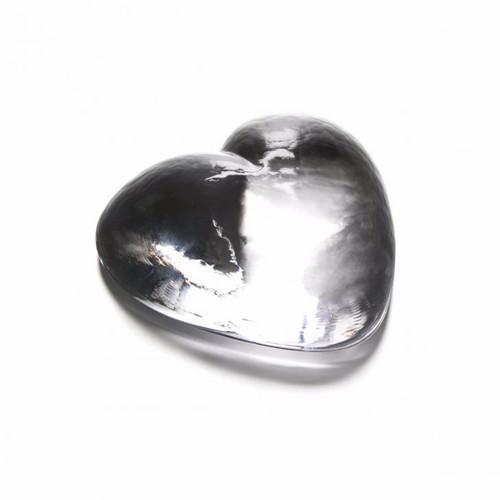 Medium Highgate Heart in Gift Box by Simon Pearce