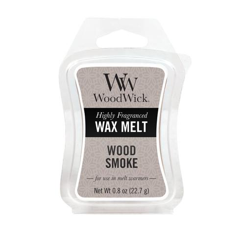 Wood Smoke WoodWick 0.8 oz. Mini Hourglass Wax Melt