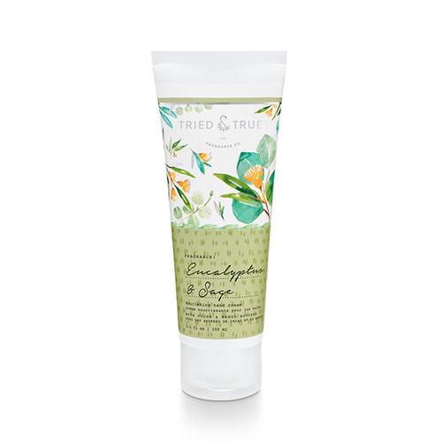 Eucalyptus & Sage 3.5 fl oz. Hand Cream by Tried & True