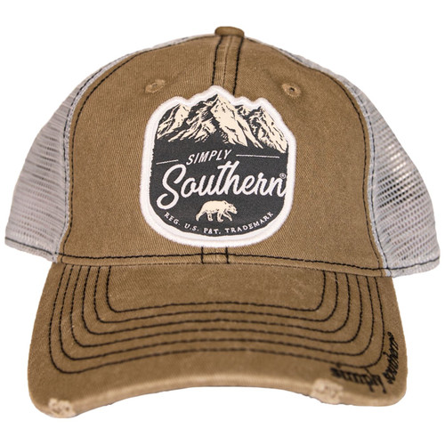 Peak Guys Hat by Simply Southern