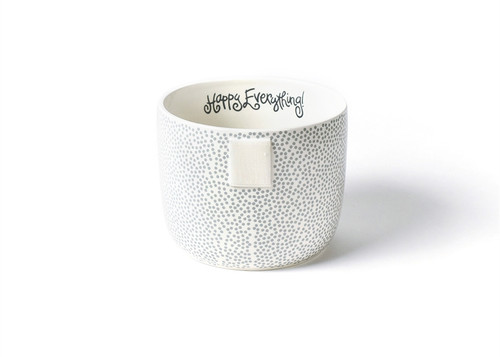 Stone Small Dot Mini Bowl by Happy Everything!