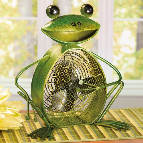 Figurine Fan - Frog