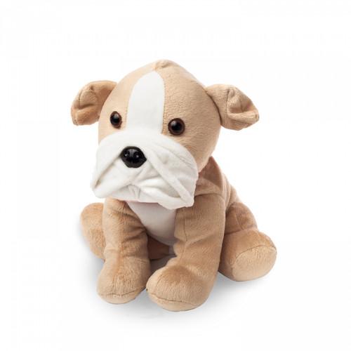 Warmies Heatable & Lavender Scented Bull Dog Stuffed Animal