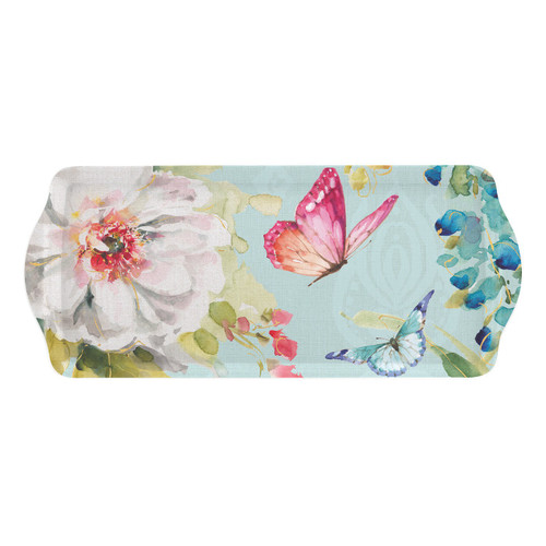 Colorful Breeze Sandwich Tray by Pimpernel