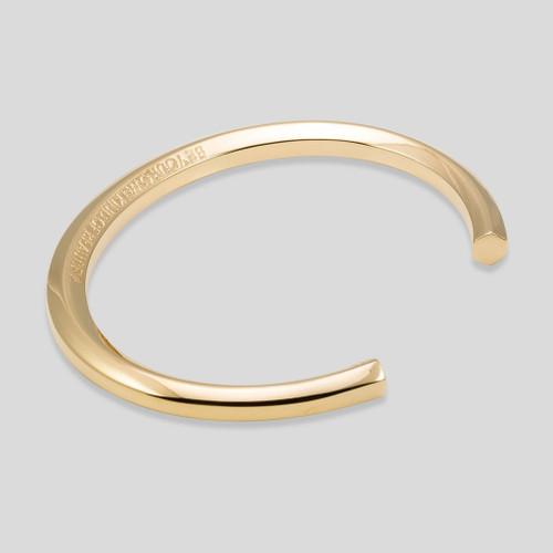 Stella Valle Hexagon Gold Bracelet
