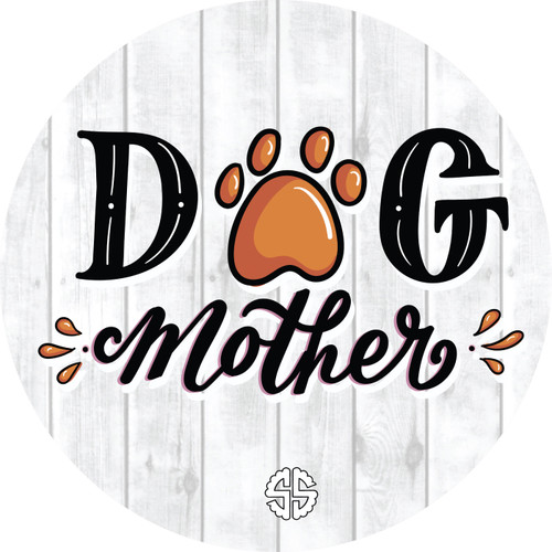 Dog Mom Car Coasters by Simply Southern