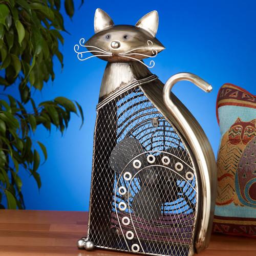 Figurine Fan - Cat