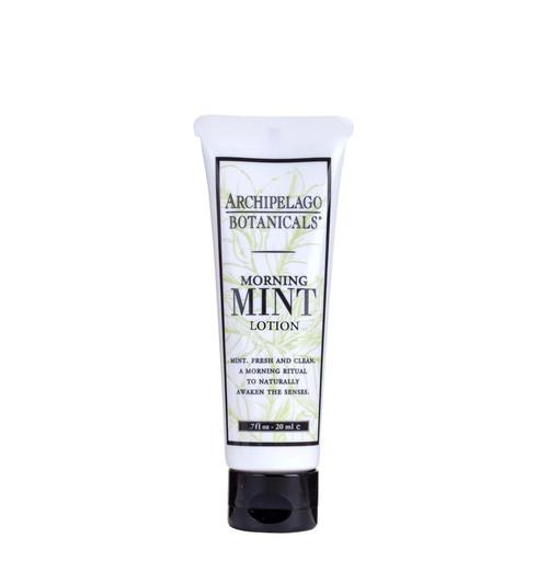 Morning Mint 0.7 oz. Travel Lotion by Archipelago