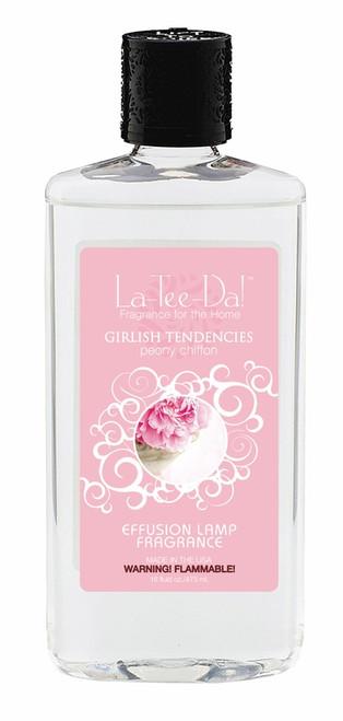 16 oz. Girlish Tendencies La Tee Da Fragrance Oil