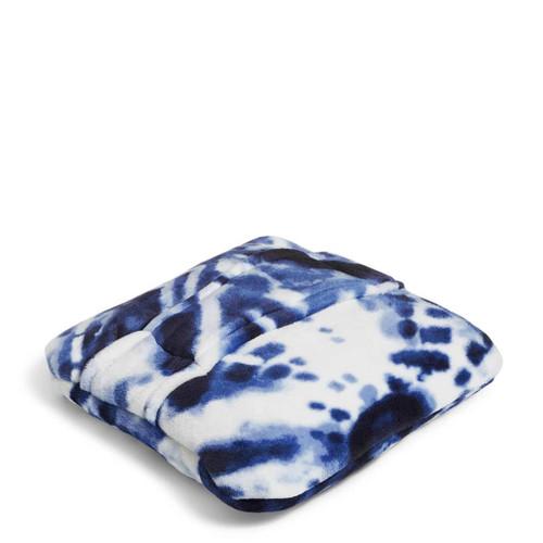 Plush Fleece Travel Blanket Island Tie-Dye by Vera Bradley