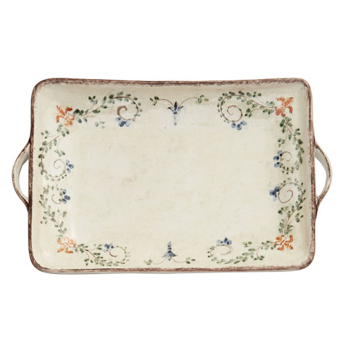 Medici Large Tray with Handles - Arte Italica