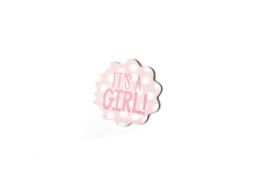 It's a Girl Mini Attachment by Happy Everything!