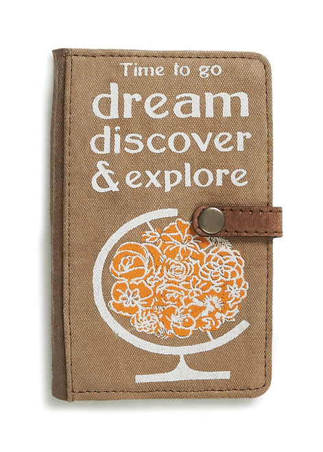 Dream & Discover Weekender by Mona B