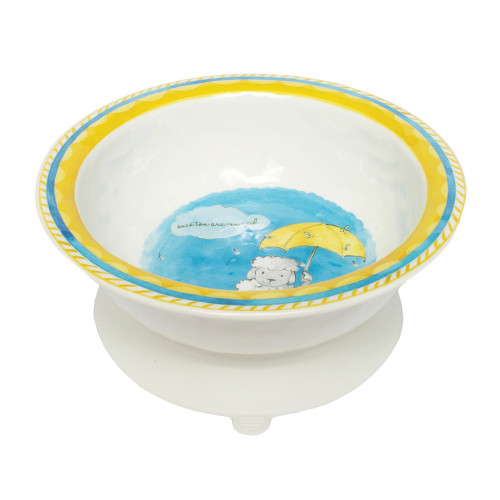 Follow Your Rainbow Suction Bowl by Baby Cie