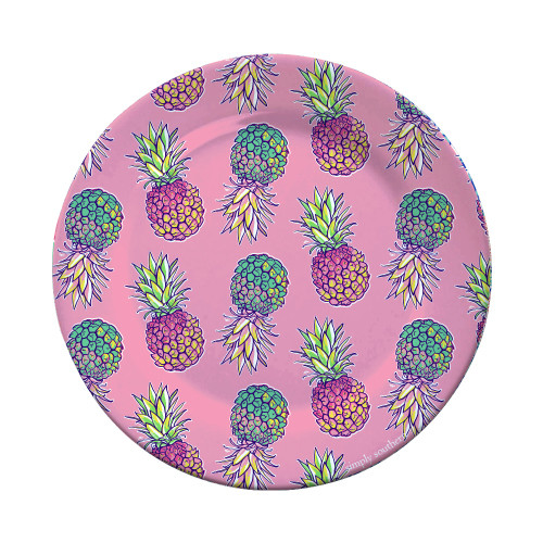 Pineapple Salad Plate by Simply Southern