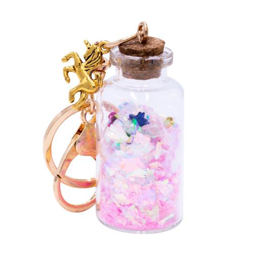 Unicorn Wish Keychain by Simply Southern