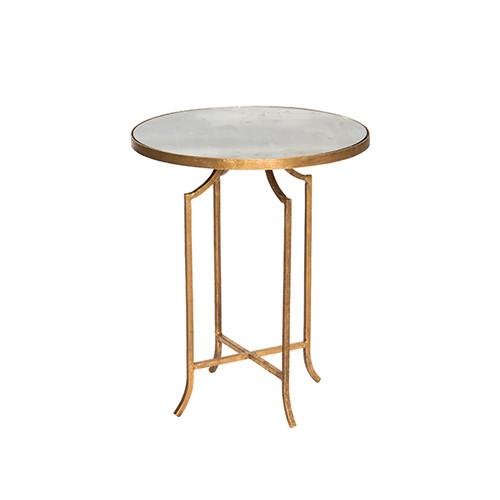 Glass Top Fuji Occasional Table by Aidan Gray