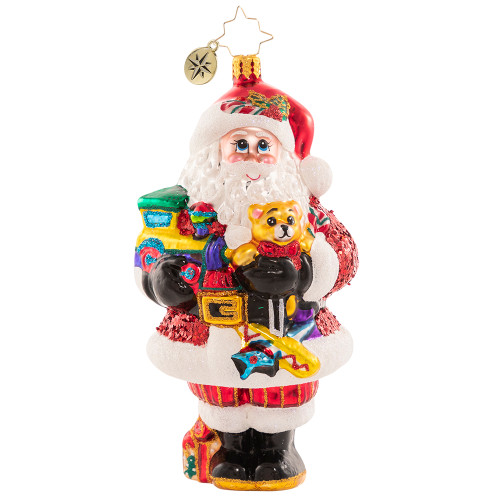 Toys A-Plenty Ornament by Christopher Radko