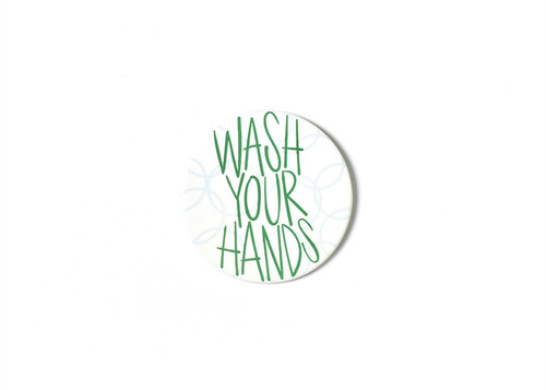 Wash Your Hands Bubbles Mini Attachment by Happy Everything!