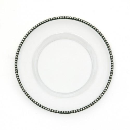PRE-ORDER - Tesoro Salad/Dessert Plate - Arte Italica  )