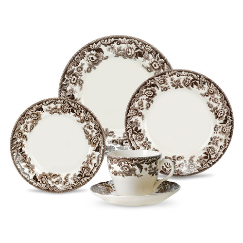Delamere 5-Piece Place Setting by Spode - Special Order