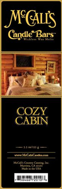 Cozy Cabin McCall's Candle Bar