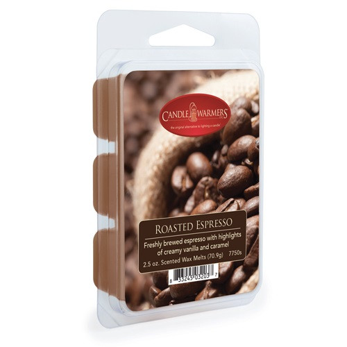 Roasted Espresso Classic Wax Melt by Candle Warmers