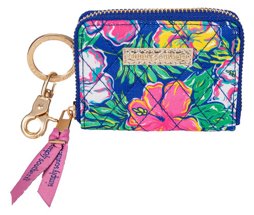 Tropic Quilted Key ID By Simply Southern