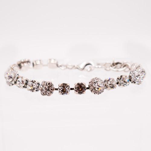 Jayne On a Clear Day Bracelet by Mariana Jewelry