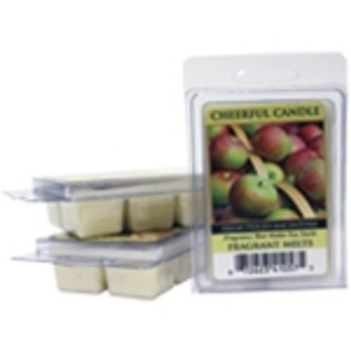 Fresh Peeled Macintosh Cheerful Candle Fragrance Melt by A Cheerful Giver