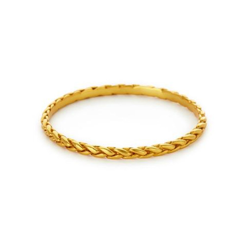 Julie Vos Monterey Medium Bangle Bracelet
