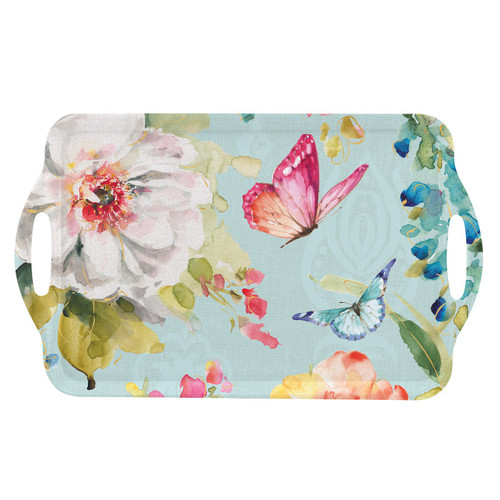 Colorful Breeze Large Melamine Tray by Pimpernel