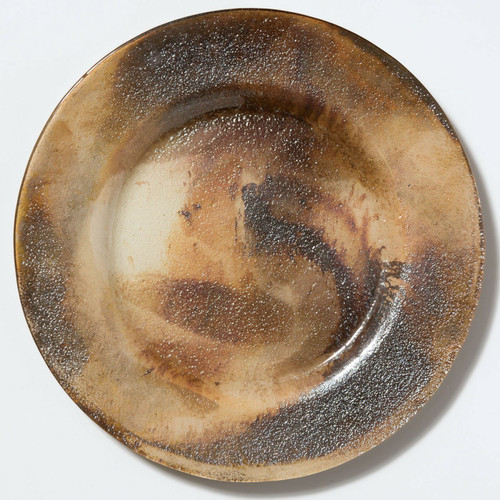 Vietri Earth Glass Rimmed Service Plate/Charger
