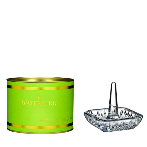Giftology Lismore Square Ring Holder by Waterford