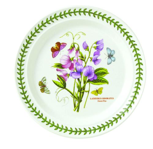 Botanic Garden Set of 6 Dinner Plates (Assorted Motifs) by Portmeirion - Special Order