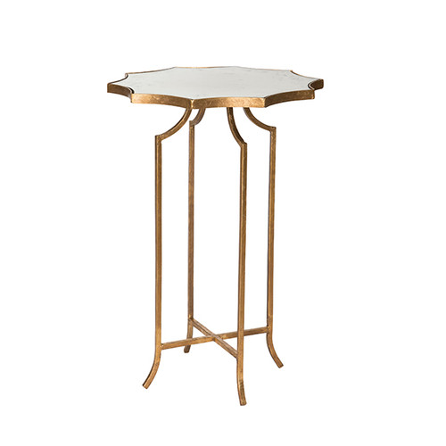 Glass Top Giusti Occasional Table by Aidan Gray