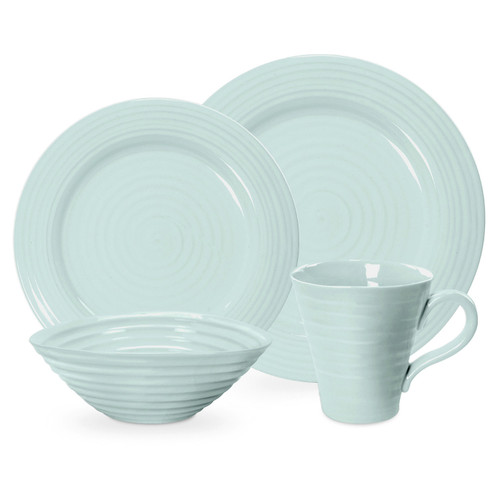 Sophie Conran Celadon 4-Piece Place Setting by Portmeirion - Special Order