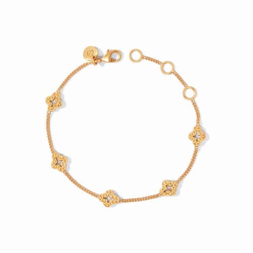 Julie Vos Florentine Delicate Bracelet - Gold